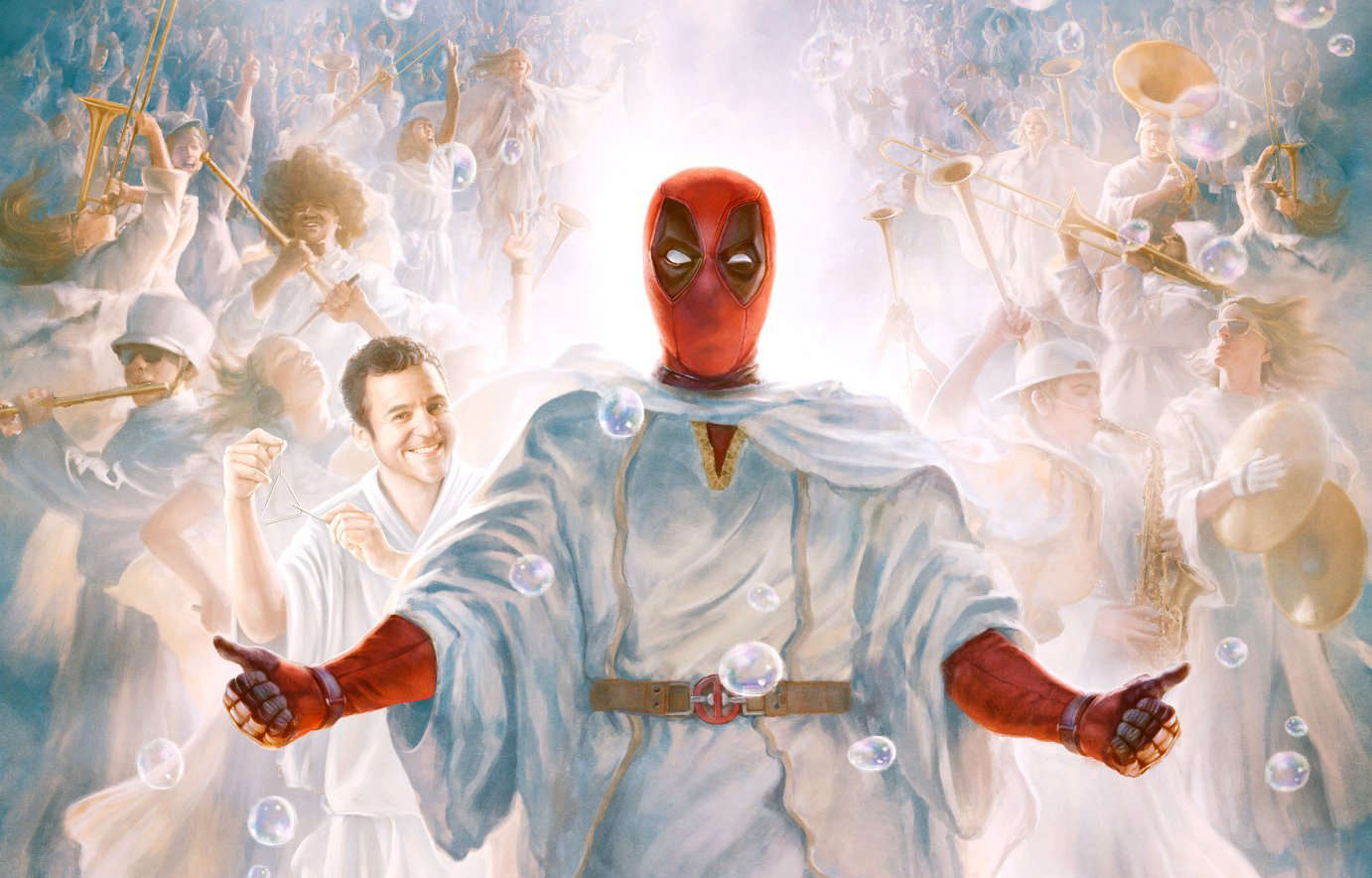 """Once Upon a Deadpool si mostra nel nuovo """"paradisiaco"""" poster ufficiale"""