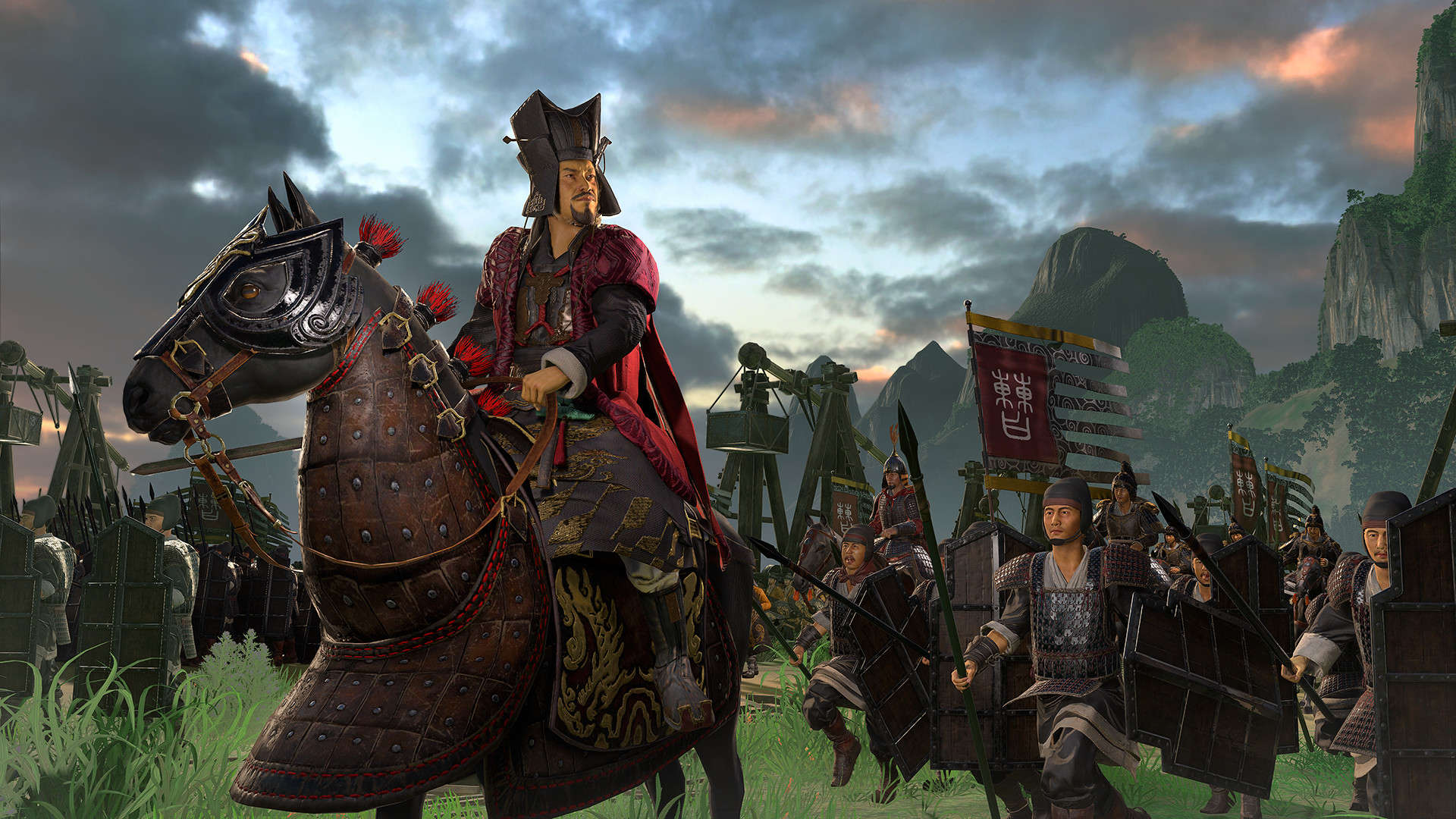 Total War Three Kingdoms: annunciato il DLC The Furious Wild