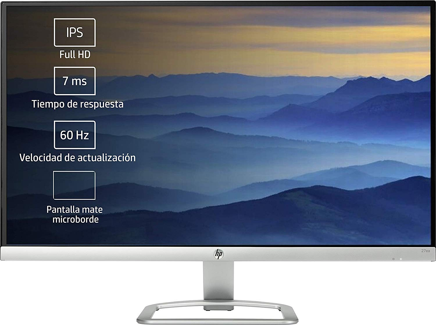 HP 27ea IPS Display