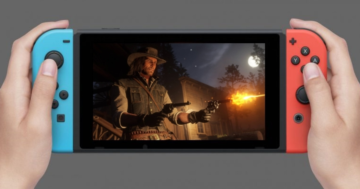 Red Dead Redemption II Switch