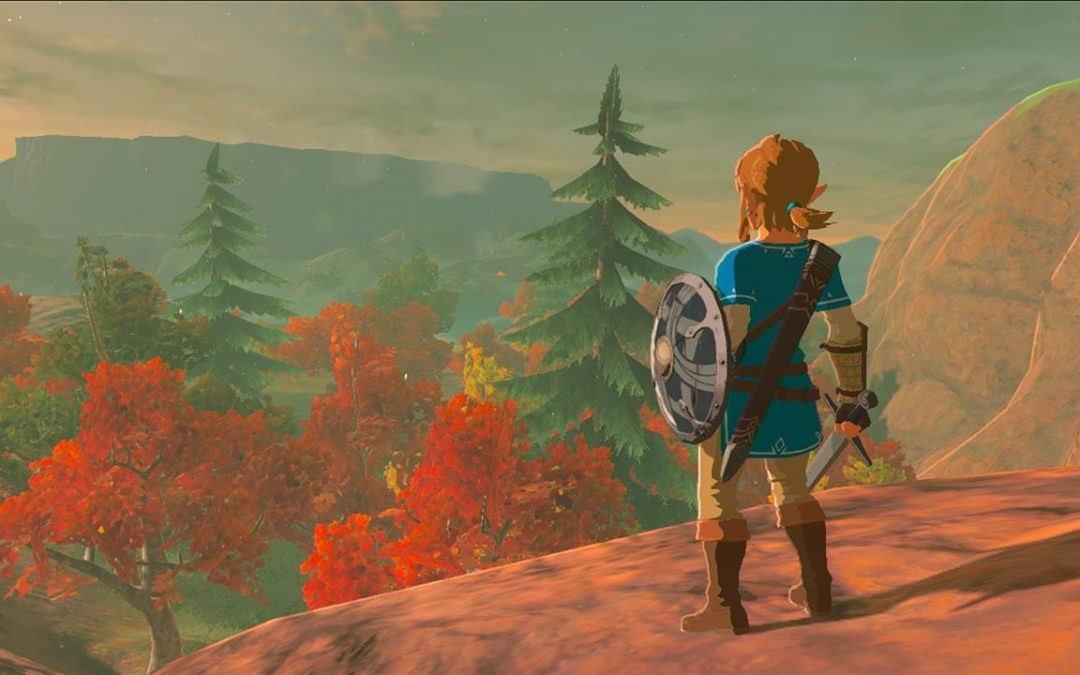 Il nuovo titolo di Zelda si chiamerà Breath of the Darkness?