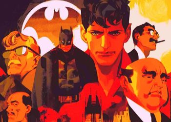 Batman Dylan Dog crossover