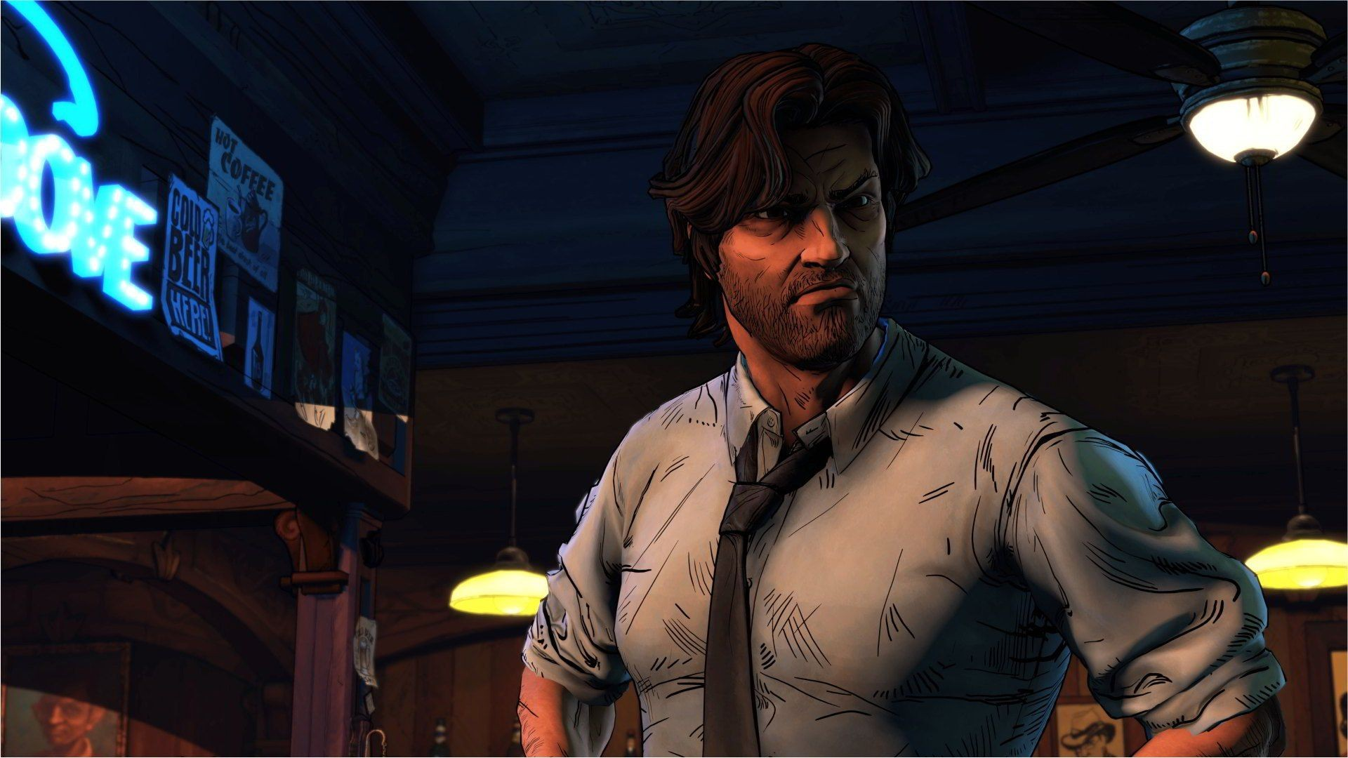 The Wolf Among Us 2 non sarà presente ai The Game Awards 2020
