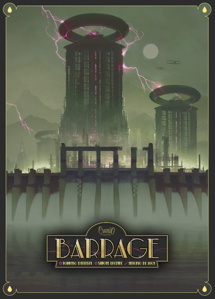 Barrage Box Cover