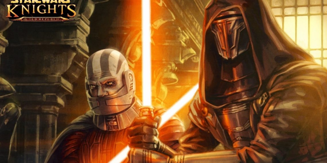 Disney - Knights of the Old Republic