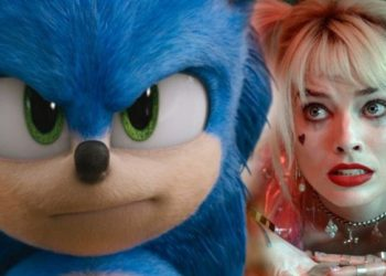 sonic il film, birds of prey