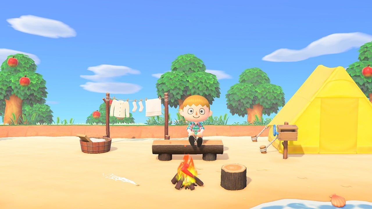 Animal Crossing: New Horizons, ricreato l'overworld di A Link To The Past
