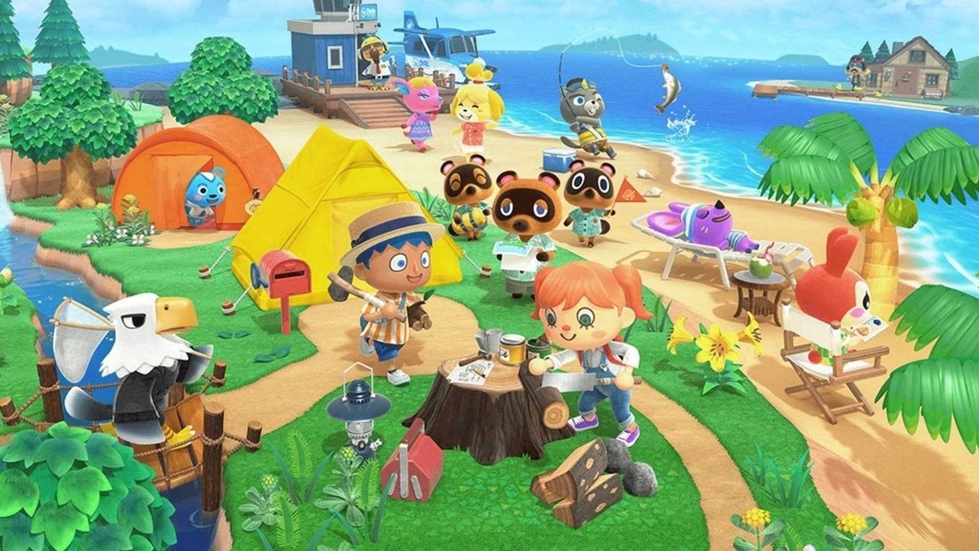 Animal Crossing: New Horizons, disponibili abiti a tema Final Fantasy 7 Remake