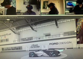 Virtual Design Studio Ford Main