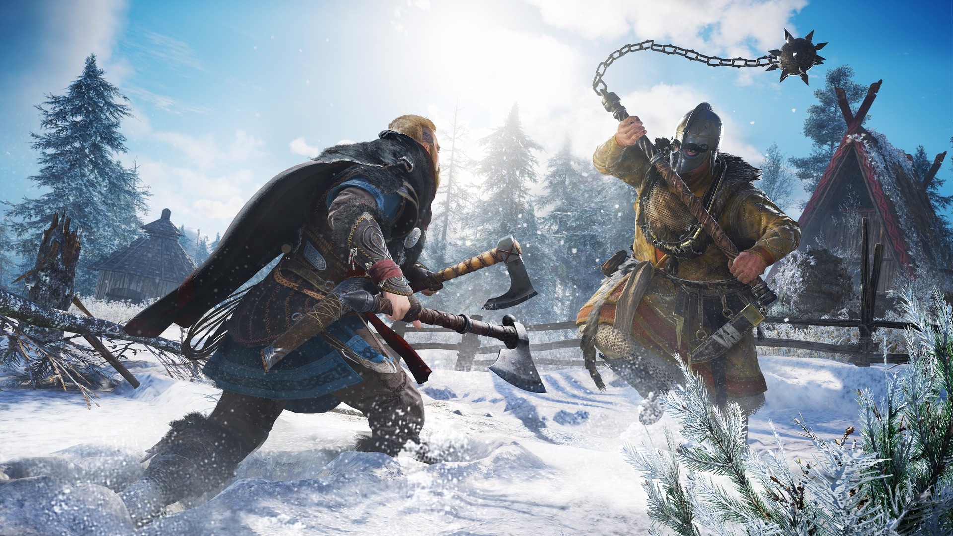 Assassin's Creed Valhalla: film, serie TV e videogiochi basati sul mito nordico