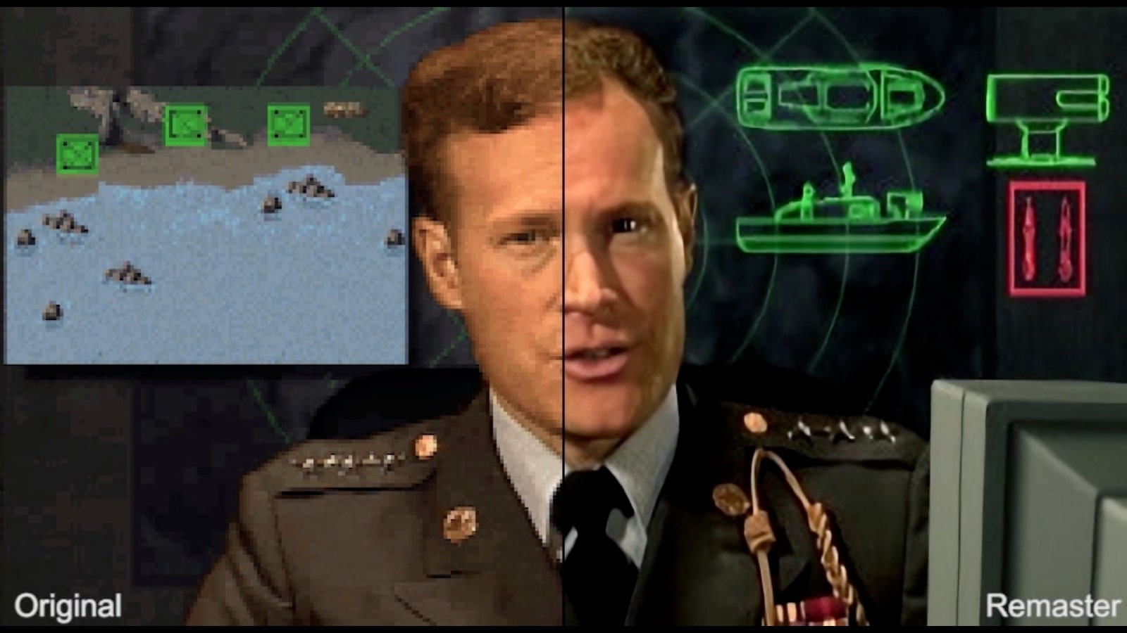 Command & Conquer Remastered Collection confronto video