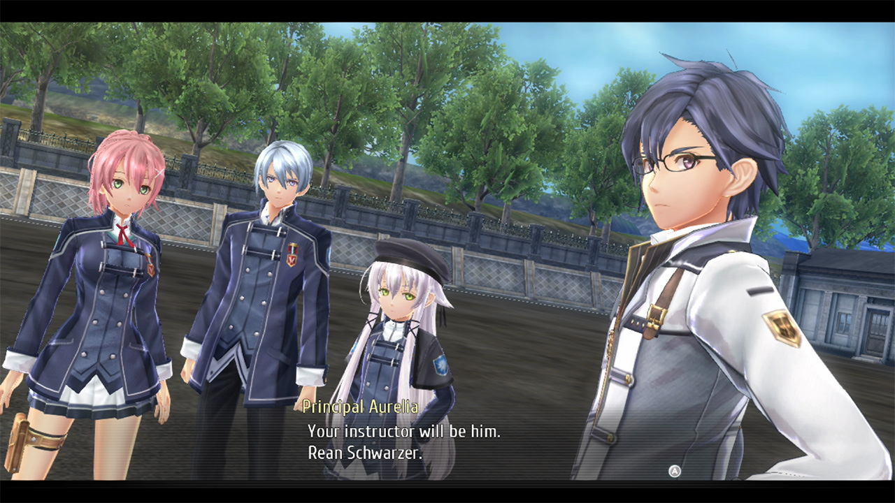 The Legend of Heroes Trials of Cold Steel III