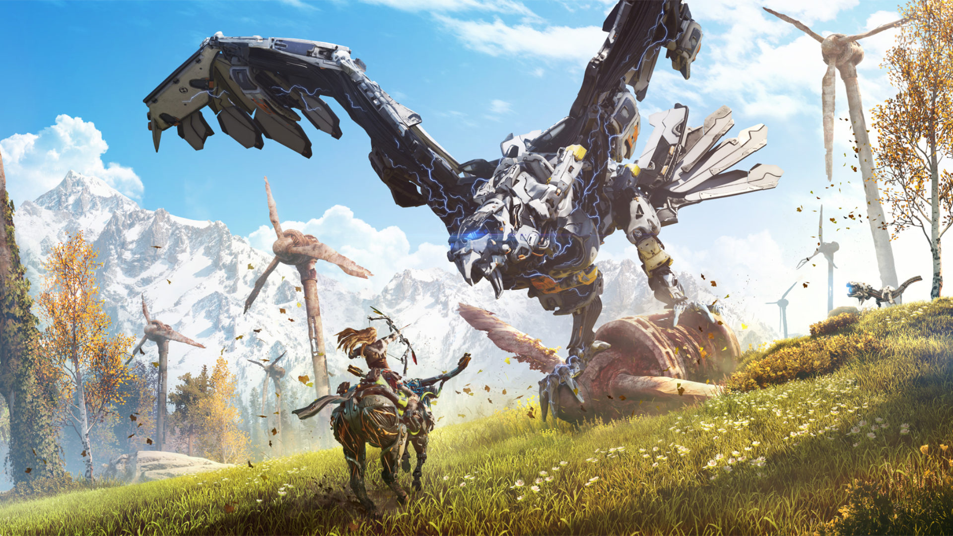 Horizon Zero Dawn: il narrative director ha lasciato Guerrilla Games