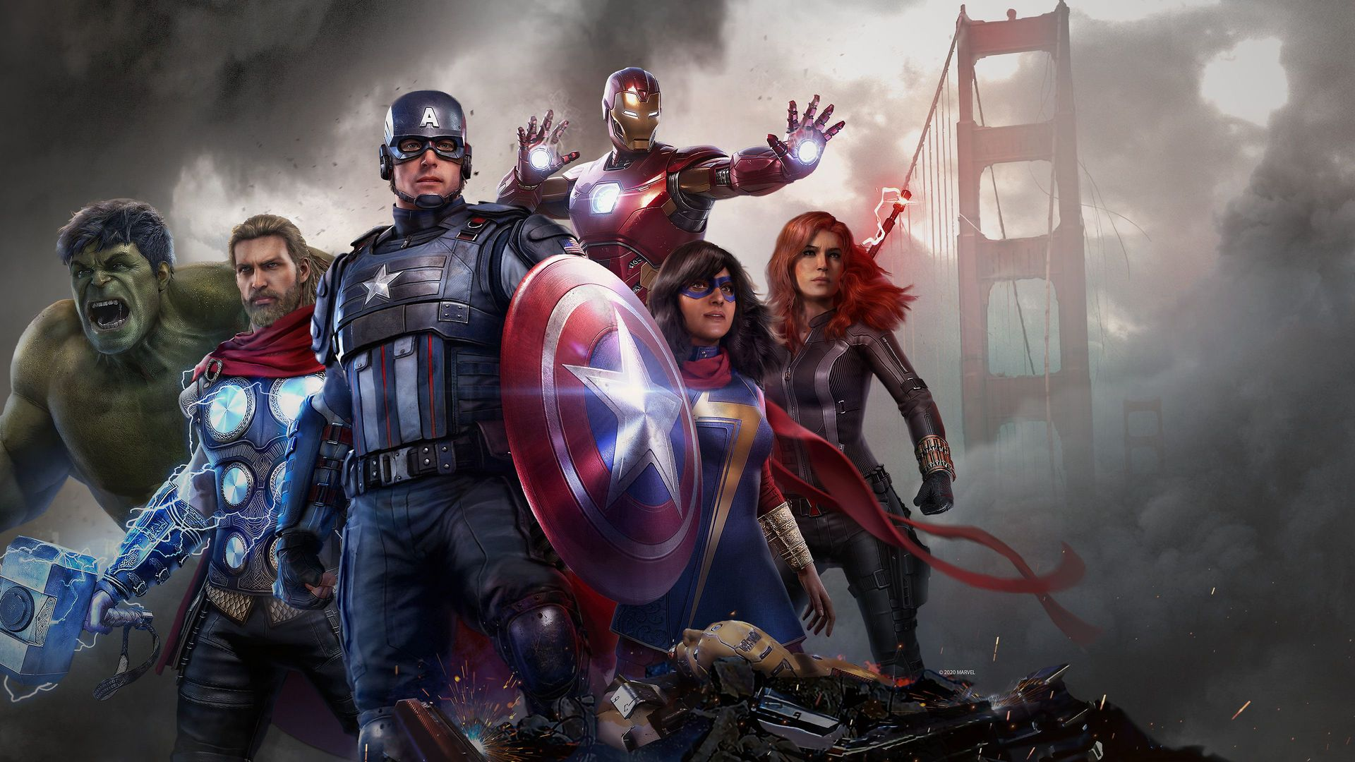 Marvel's Avengers: disponibile il trailer in CG ufficiale!