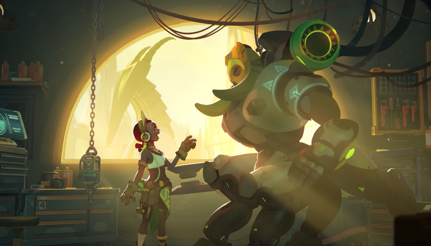 Overwatch: arriva il romanzo ufficiale The Hero of Numbani