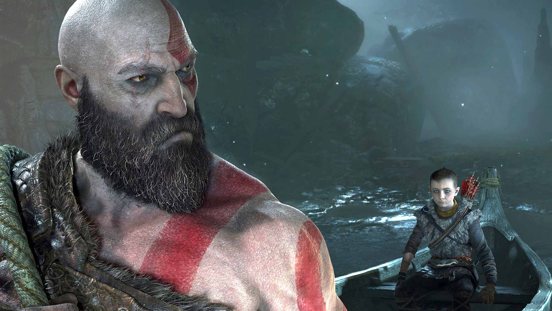 God of War: ecco B is for Boy, un libro illustrato per bambini