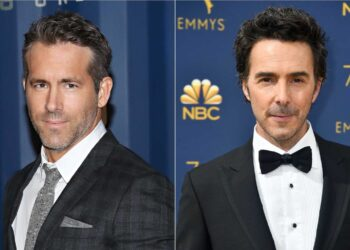 Ryan Reynolds e Shawn Levy