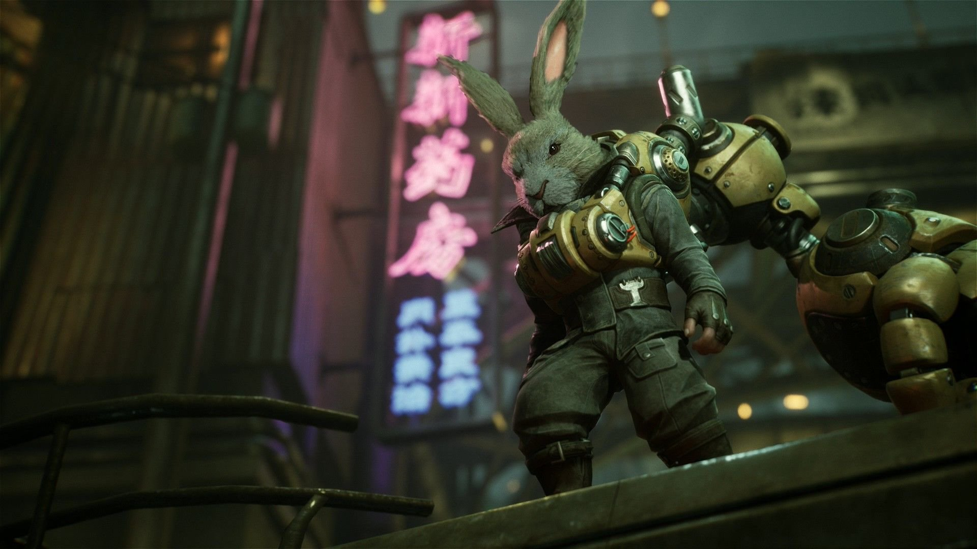 F.I.S.T.: Forged in Shadow Torch si mostra ai The Game Awards, uscirà su PS5