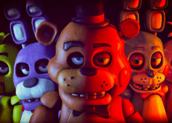Five Night at Freddy's Security Breach