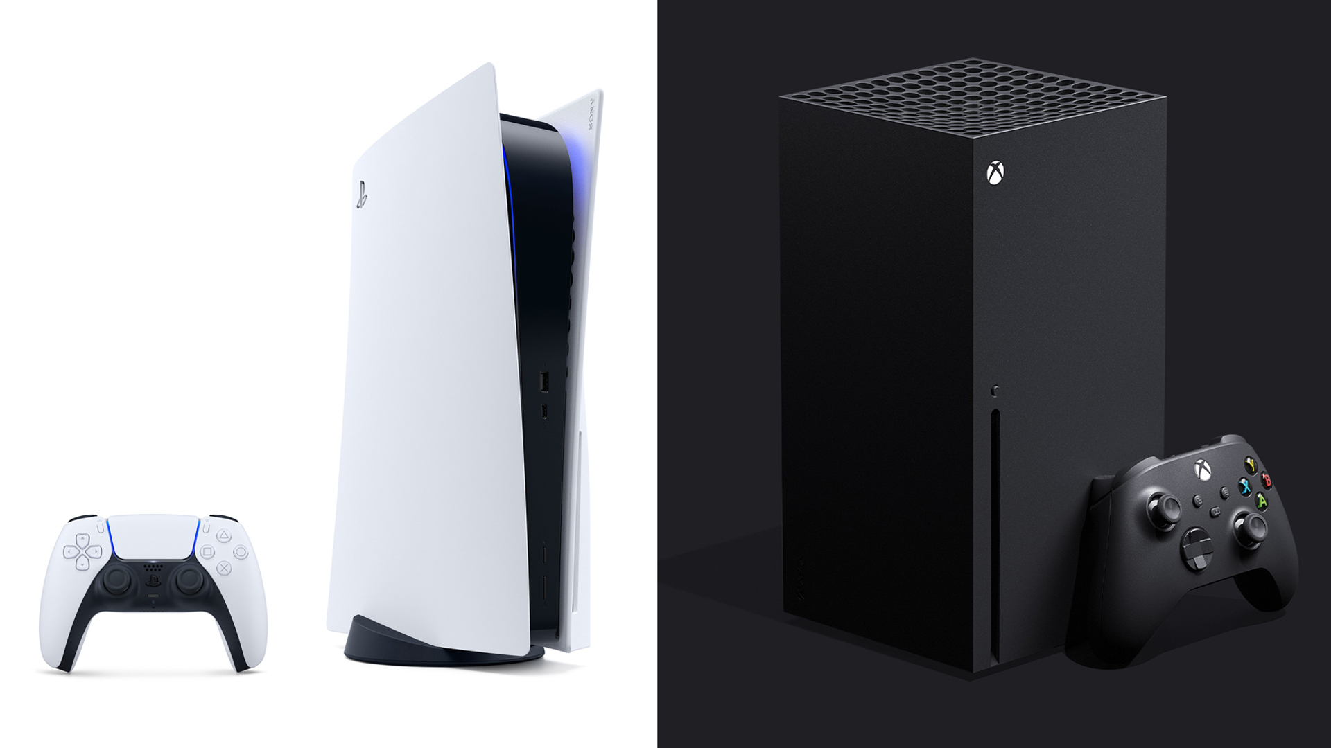 Xbox Series X e PlayStation 5