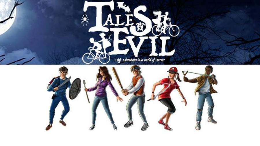 Tales of Evil Halloween