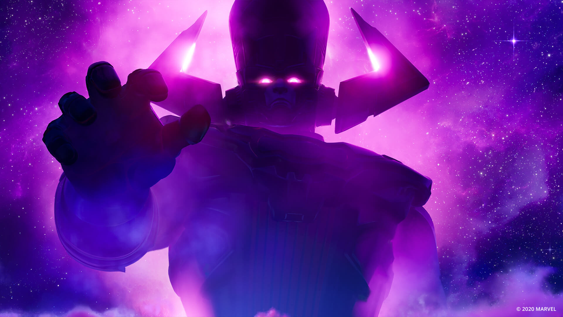 Fortnite: un leak ha rivelato la skin di Galactus?