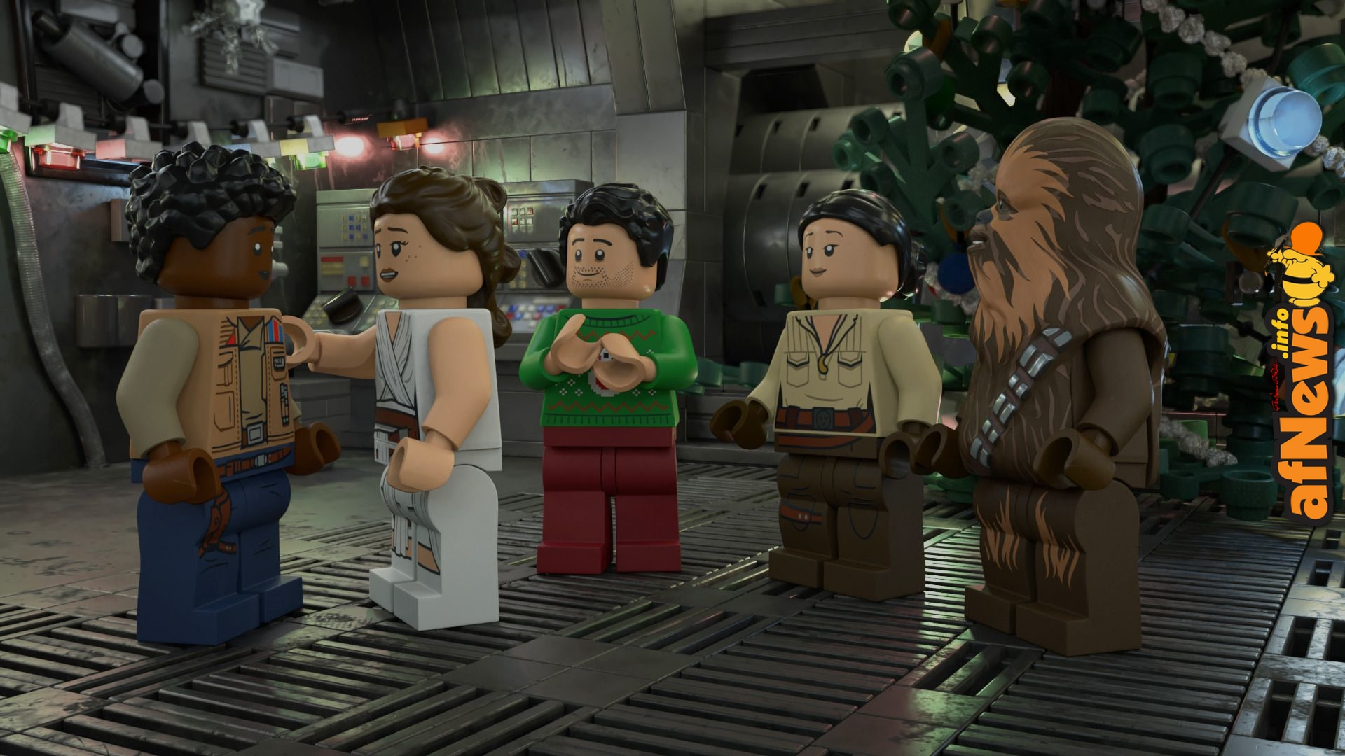 Lego star wars: Christmas Special