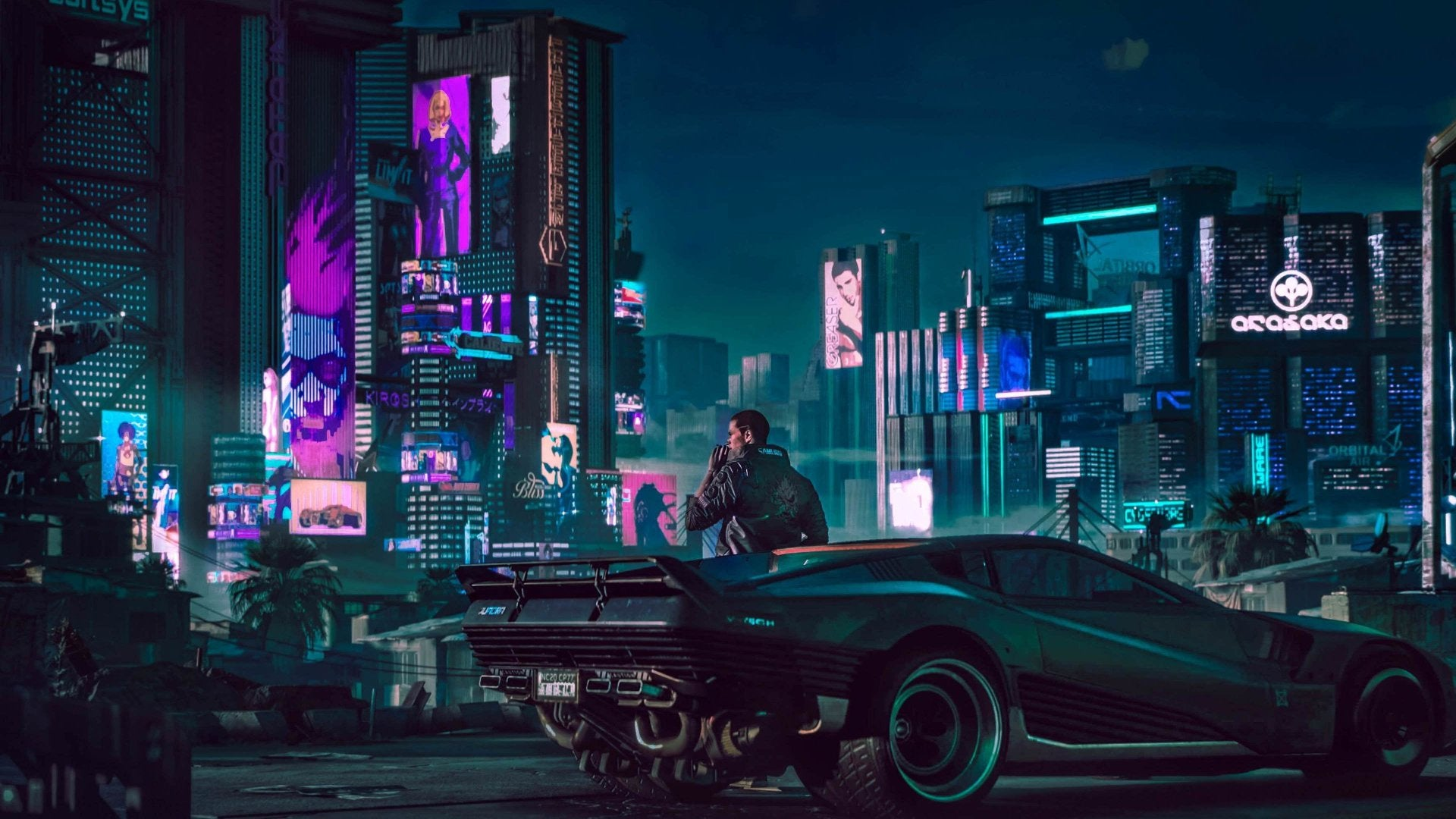 Cyberpunk 2077 e Death Stranding si uniscono in un evento crossover