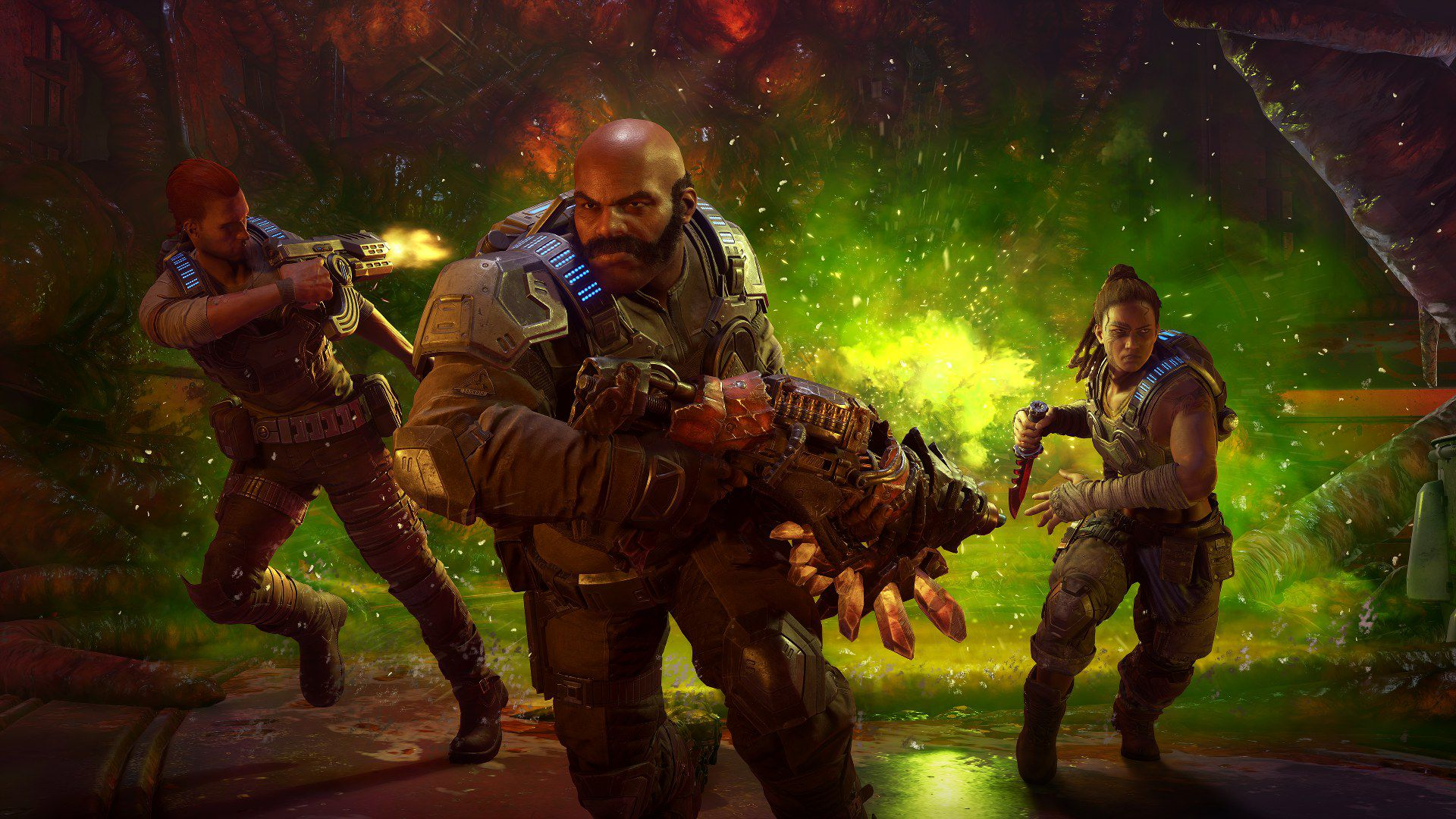 Gears 5: Hivebusters