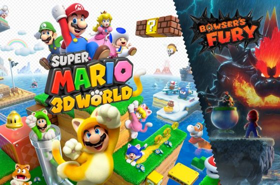Super Mario 3D World + Bowser's Fury – Anteprima, pronti a salvare le fate