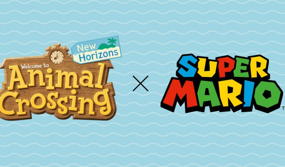 Animal Crossing: New Horizons celebra il 35° anniversario di Super Mario con un'isola a tema!