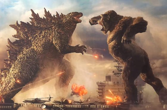 Godzilla vs. Kong: ecco il primo trailer del monster movie