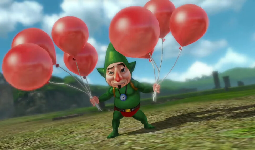 Nintendo Tingle The Legend of Zelda Hyrule Warriors