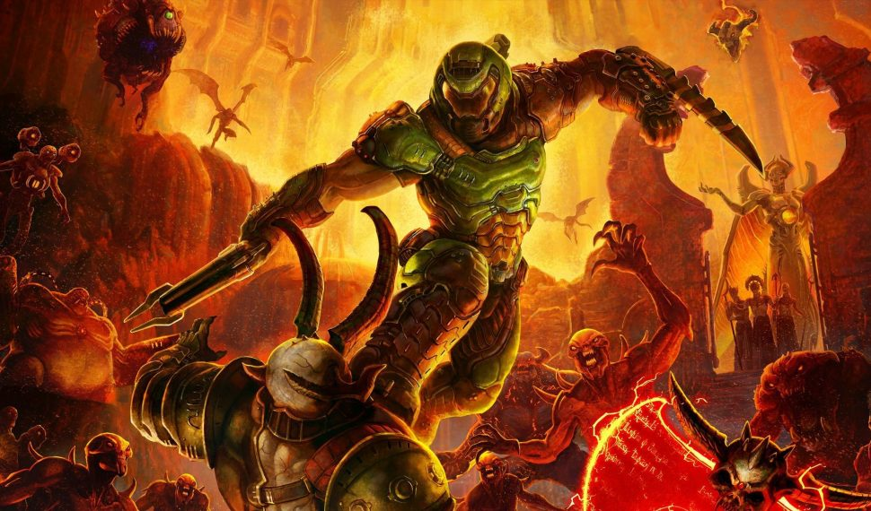 DOOM Eternal: il director valutò un Doom Slayer femminile, arriverà in futuro?