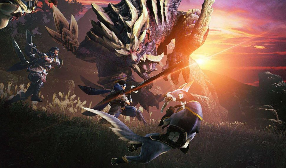 Monster Hunter Rise è da record, le vendite dal Day One sono incredibili