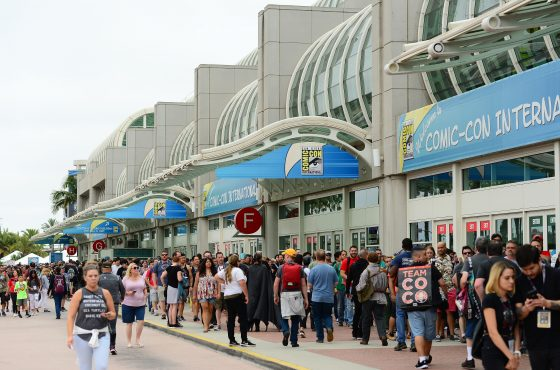 Comic-Con 2021: cancellato l'evento in loco, appuntamento in streaming