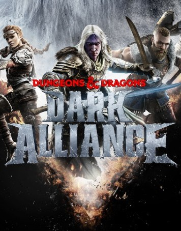 Dungeons and Dragons Dark Alliance
