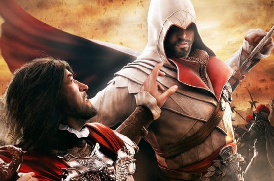 Assassin's Creed Valhalla: il finale apre le porte a personaggi come Ezio Auditore?