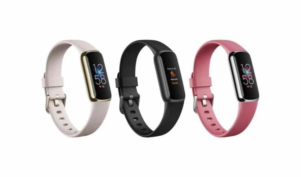 fitbit luxe smartband