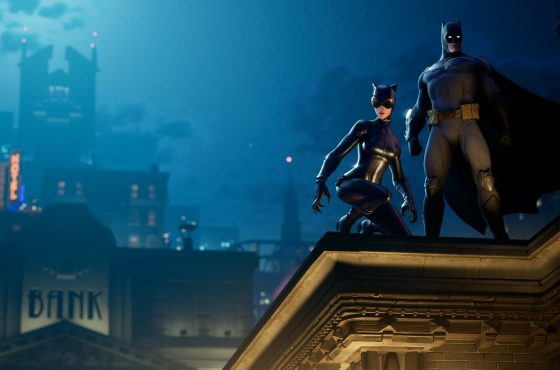Fortnite: introdotta la nuova skin Batman Zero