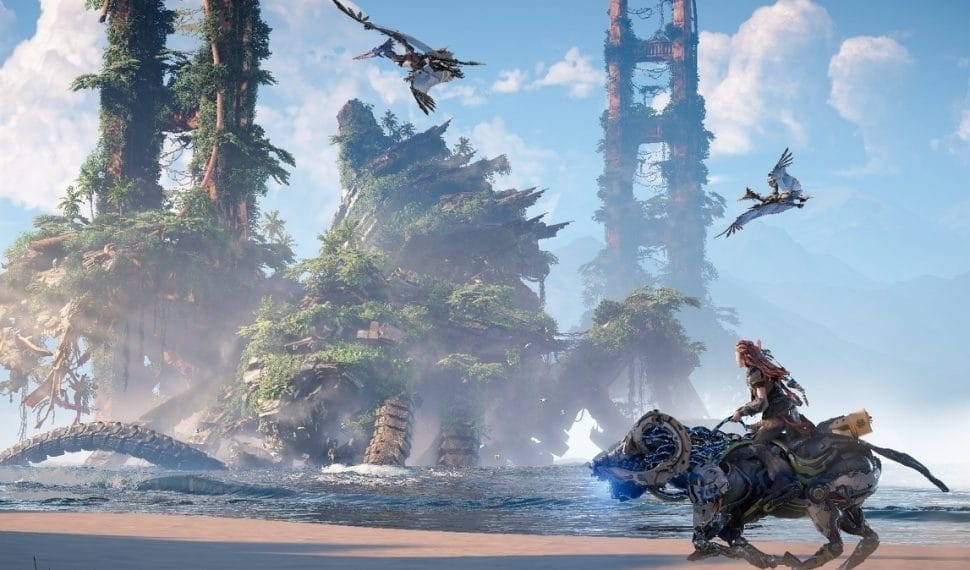 Horizon Forbidden West: nuovo gameplay allo State of Play