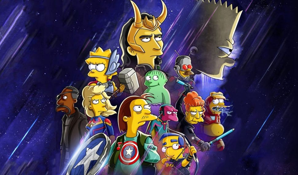 I Simpsons: The Good, The Bart and The Loki