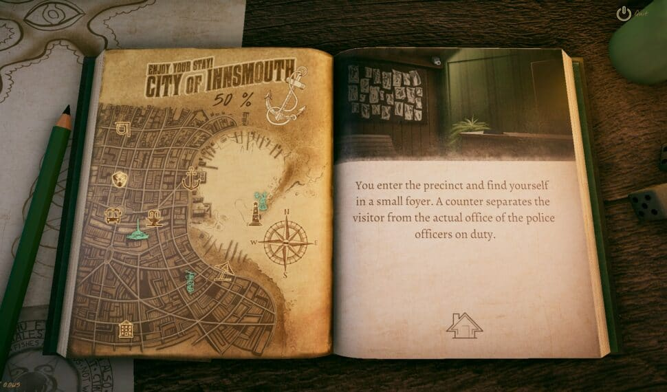 The Innsmouth Case recensione