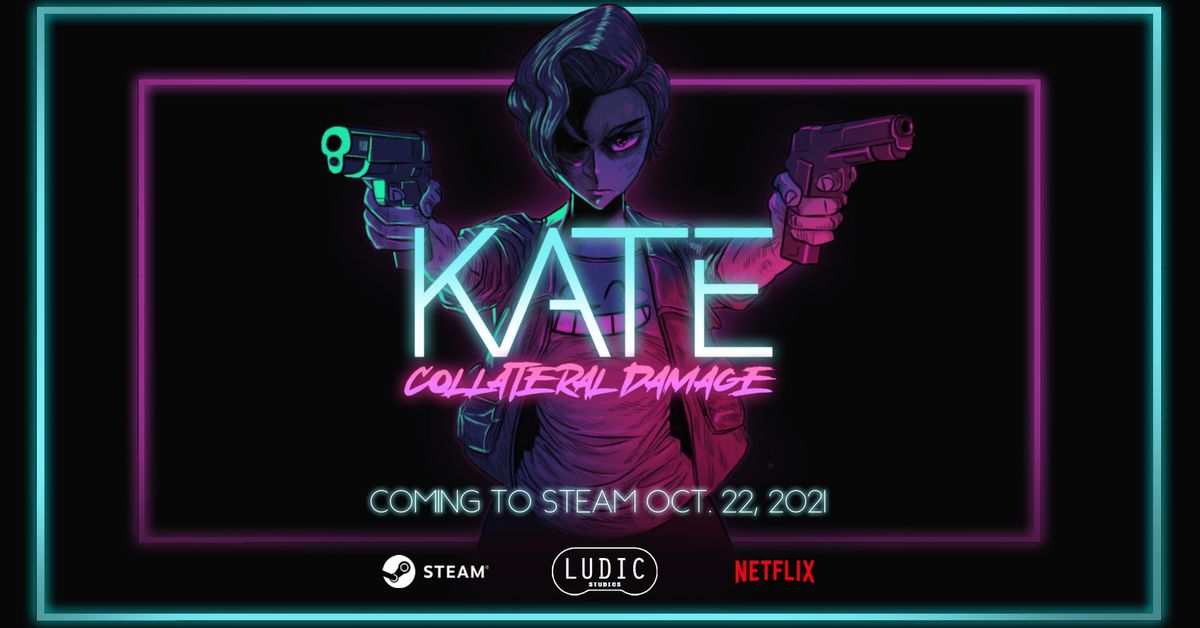 kate collateral damage