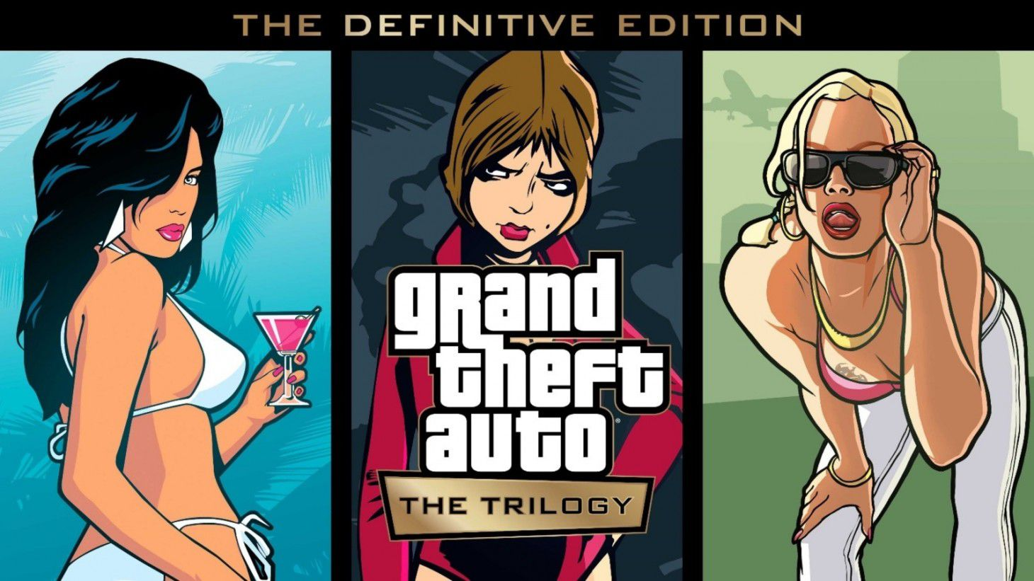 GTA Trilogy: The Definitive Edition